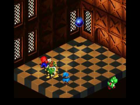 Super Mario RPG: Legend of the Seven Stars Walkthrough