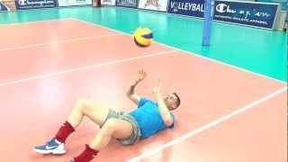 Волейбол, Мастер-класс. Валерио Вермильо