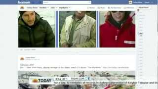 Facebook Timeline Revealed on The Today Show