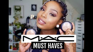 MAC MUST HAVES   UNIVERSAL SHADES + PRODUCTS