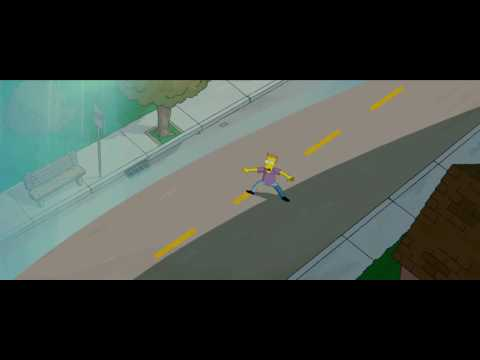 The Simpsons Movie In Out HQ 1080p Mp3