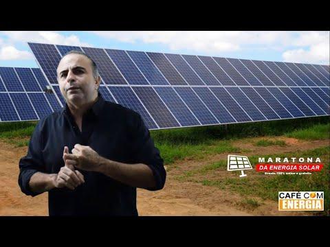 MARATONA DA ENERGIA SOLAR 100% ONLINE E GRATUTO #shorts