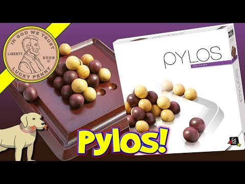 Pylos The Pyramid Game Of Strategy - Classic Family Game