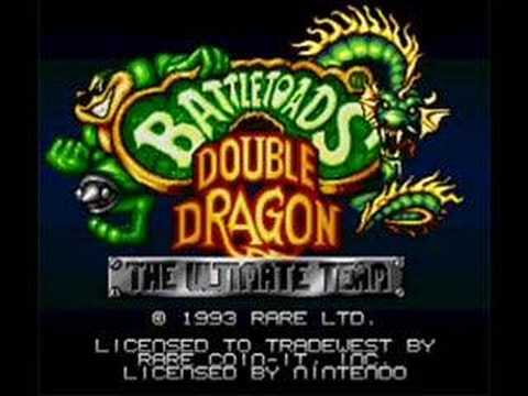 battletoads & double dragon - the ultimate team super nintendo rom