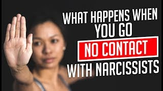 What Happens When You Go No Contact With Narcissists