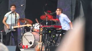 Arkells 8-31-13: Where U Goin