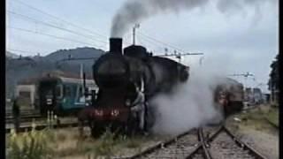 preview picture of video 'LUINO - Grandi manovre con la 740-451'