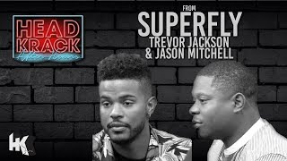 """Trevor Jackson and Jason Mitchell talk about their new movie """"SuperFly"""" and More"""