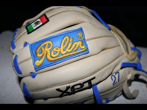 Rolin GV-333 12″ Bone Royal Custom Baseball Glove
