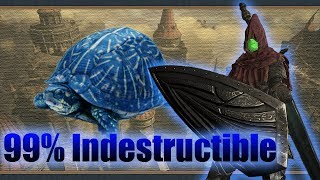 Dark Souls 3 Animus Turtle   Best Arena Duel Build (according To Reddit) + Easy Backstab Build
