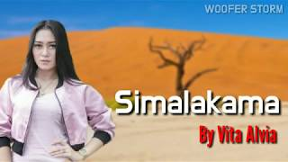 Vita Alvia   Simalakama L Lirik Video Terbaru 2019 L The Best Indonesia Song By Vita Alvia