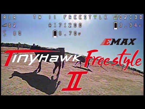 Freestyle with Emax Tinyhawk II Freestyle
