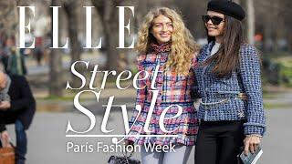Street Style París Fashion Week: Las Tendencias Del Otoño-invierno 2020/2021| Elle España