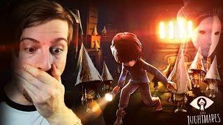 THE BIGGEST CLIFF-HANGER.. || Little Nightmares ENDING (The Hideaway DLC #2)