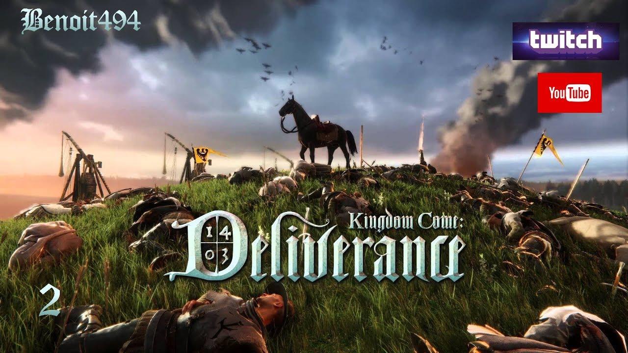 Kingdom Come Deliverance [FR] L'enquête et la Dame