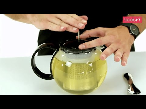 Bodum - Youtube video about the Assam Tea Press