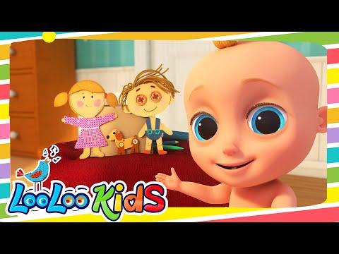 Pin Pon - LooLooKids Nursery Rhymes and Kids Songs