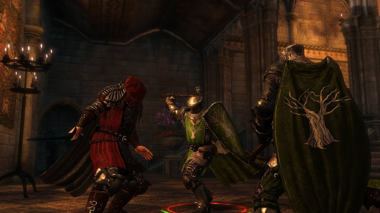 The Game Of Thrones RPG's Combat Does A Fine Dragon Age Impression