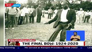 Mzee The Sportsman: A very enthusiastic sports fan who seldom missed sporting action