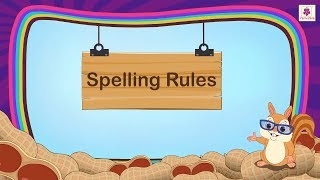 Spelling Rules in English | English Grammar For Kids | Periwinkle