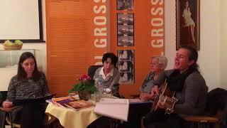 Uglasbena pesem in predstavitev - Nuša Ilovar
