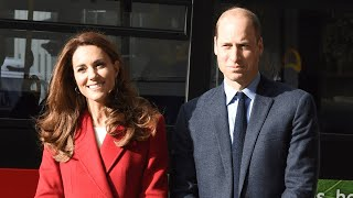 video: Duke and Duchess of Cambridge meet subjects of her Hold Still lockdown photography project