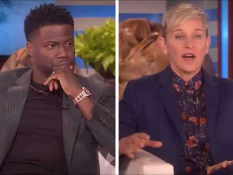 Ellen Defends Kevin Hart and Now she is Cancelled???? WTF Late2daTable #8 (видео)