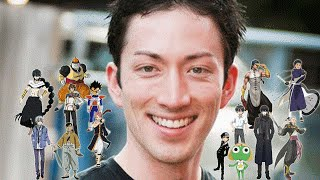 """The Many Voices of """"Todd Haberkorn"""" In Animation & Video Games"""