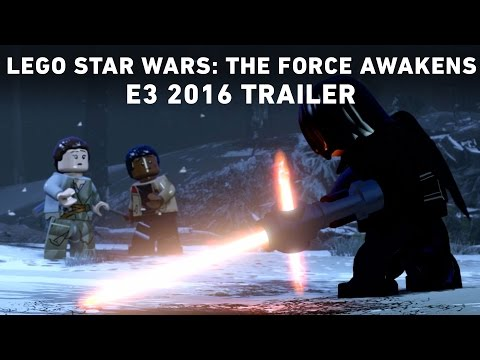 Trailer de LEGO Star Wars The Force Awakens Deluxe Edition