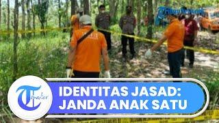 Identitas Mayat Terbungkus Plastik di Grobogan, Janda Anak Satu Asal Tangerang Selatan