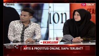 Download Video EKSKLUSIF! Robby Abbas, Mantan Muncikari Bongkar Tarif Prostitusi Online - Special Report 08/01 MP3 3GP MP4