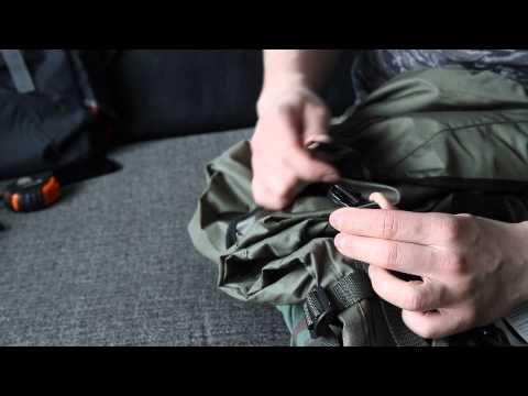 Рюкзак «Динго 75». Видеообзор.