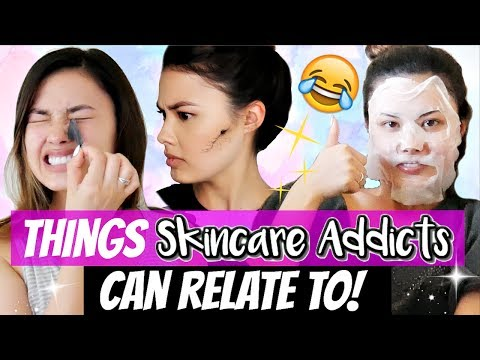 Things That ALL Skincare Lovers Will Understand | The Beauty Breakdown