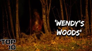 Top 10 Scary Deep Forest Stories