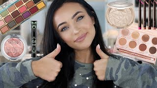 JANUARY BEAUTY FAVORITES 2018 | Stephanie Ledda