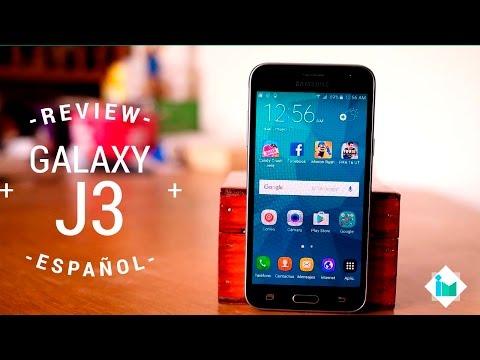 Samsung Galaxy J3 2016 - Review en español