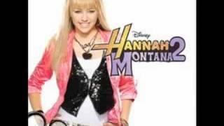 Hannah Montana - Lets Dance - With Lyrics