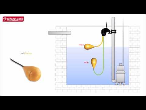 Tecnoplastic - Snake - Regolatore di livello elettronico