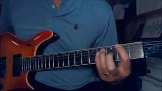 Dio - Sunset Superman - Guitar Lesson 01 (Rhythm)