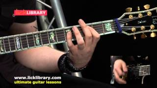 The Day That Never Comes - Metallica Performance by Andy James | Licklibrary