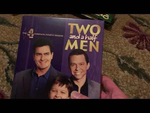 Review of Two and a Half Men DVD Collection!