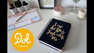 DOTCREATES BLOG/YOUTUBE PLANNER | UNBOXING