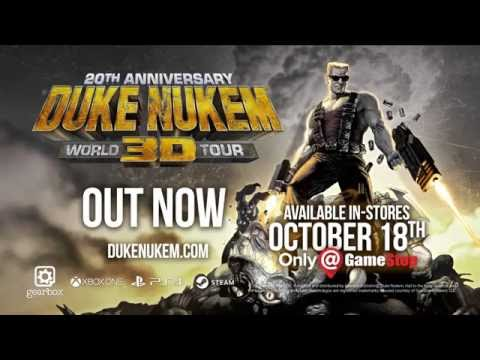 Duke Nukem 3D World Tour : trailer de lancement