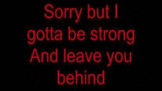 Jordin Sparks- Tattoo With Lyrics;