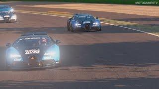 Gran Turismo Sport - Monza Gr.4 Online Race