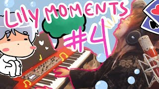 CARDS & MUSIC ~ LILY MOMENTS #4 (◕ᴗ◕✿) ft. offlinetv & friends