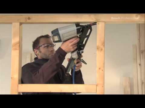 Bosch Druckluftnagler GSN 90-34 DK Professional