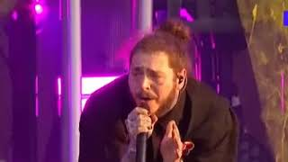 POST MALONE   PSYCHO FT. TY DOLLAR SIGN [LIVE AT WIRELESS FESTIVALMTV]