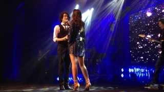 Marcela Bueno na The Voice Tour SP! (Bastidores + apresentação)