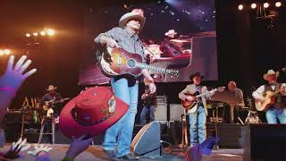 "Alan Jackson ""Mercury Blues""  02/07/2018"